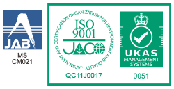 Receives ISO9001:2008 certification.